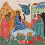 Проповідь владики Феодора у Неділю Ваій в Свято-Михайлівському храмі м. Ужгорода