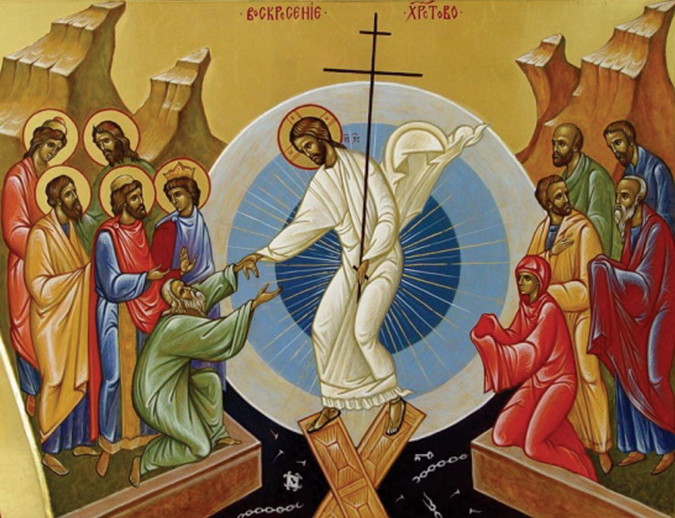 """01.05.16 """"Джерела духовності"""" – Пасха Архієпископ Феодор і протоієрей Д.Сидор"""