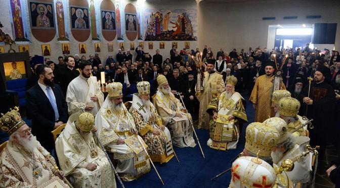 Про благодать патріархатів та Євхаристичне єднання Православної Церкви