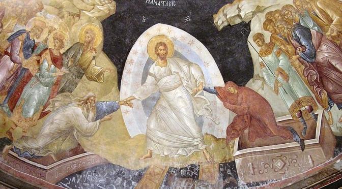 """16.04.17 """"Джерела духовності"""" – Пасха Христова"""