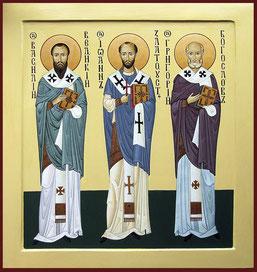 Про авторитет отців Церкви