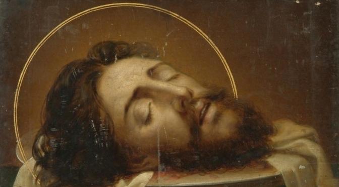 Іоанн Хреститель – взірець богоугодного життя