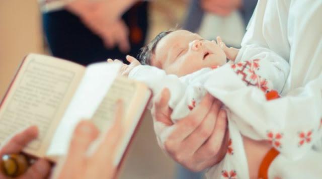 Покликали стати хрещеним батьком мого майбутнього чоловіка у греко-католицькій церкві