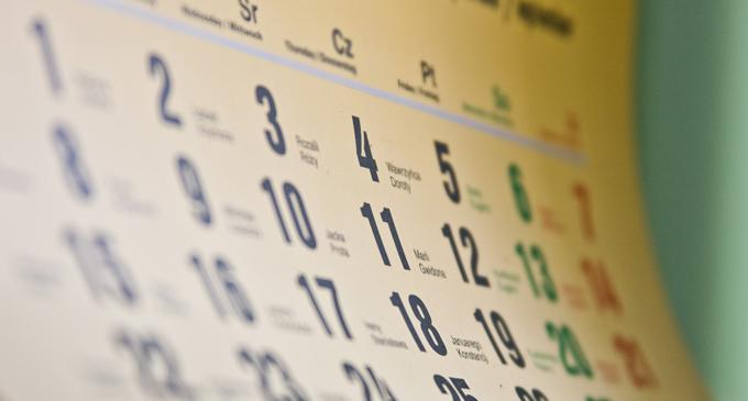 Как вычисляется день празднования Пасхи?