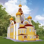 Логотип группы (Храм Святителя Іоанна Шанхайського і Сан-Франциського в Ужгороді)